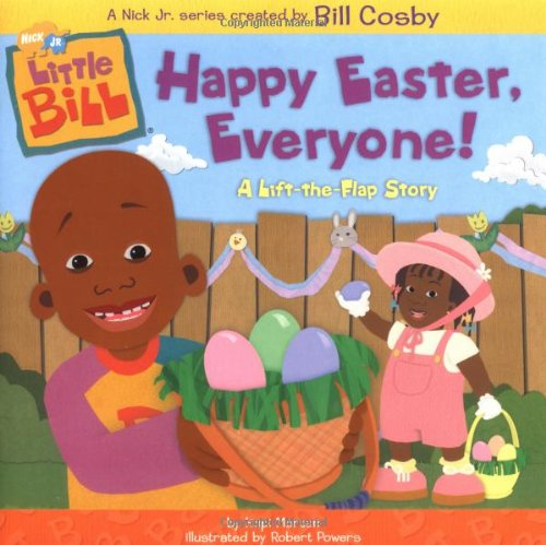 9780689852435: Happy Easter, Everyone! A Lift-the-Flap Story