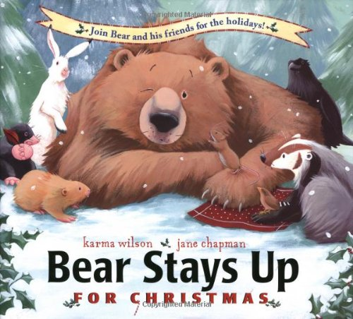 9780689852787: Bear Stays Up: For Christmas