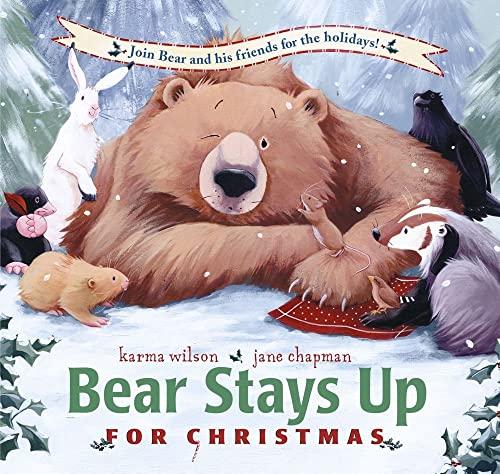 9780689852787: Bear Stays Up for Christmas (Bear Books)