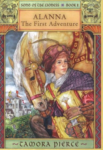 9780689853234: Alanna: The First Adventure (The Song of the Lioness)