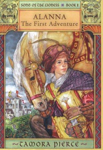9780689853234: Alanna : The First Adventure