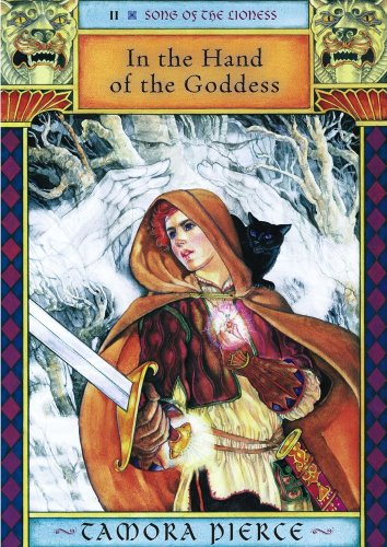 9780689853241: In the Hand of the Goddess (Song of the Lioness)