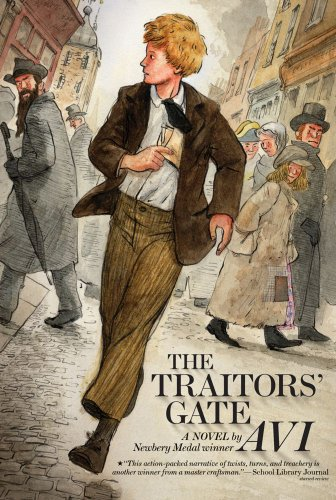 9780689853364: The Traitors' Gate (Richard Jackson Books (Atheneum Paperback))