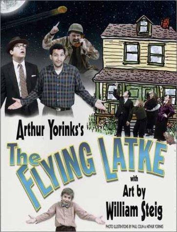 9780689853487: Arthur Yorinks's the Flying Latke