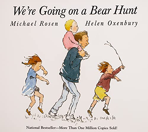 9780689853494: We're Going On A Bear Hunt