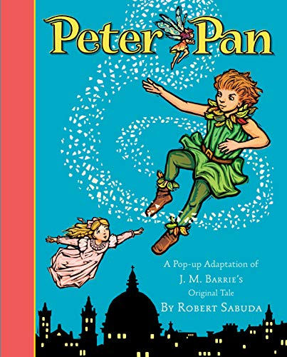 Peter Pan (A Classic Collectible Pop-up)Promotional Copy with Four Pop-Ups