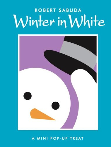 9780689853654: Winter In White (Classic Collectible Pop-Up)