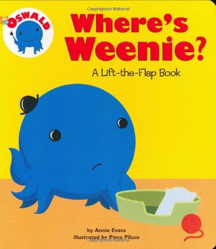 Where's Weenie?: Evans, Annie