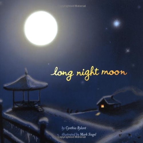 Long Night Moon: Siegel, Mark (Illustrator)