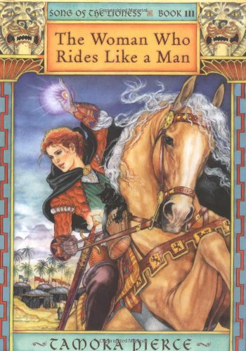 9780689854293: The Woman Who Rides Like A Man