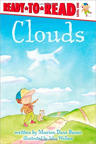 9780689854415: Clouds (Ready-to-Reads)