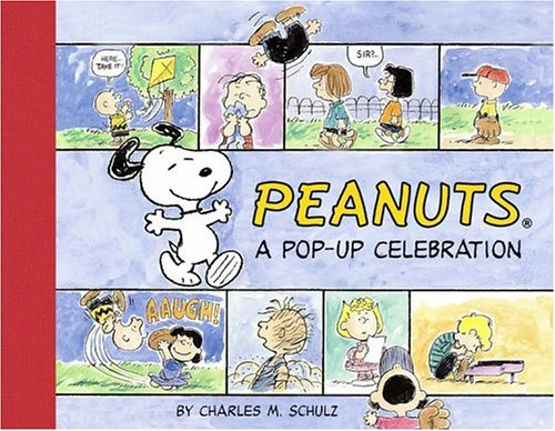 9780689854538: Peanuts: A Pop-Up Celebration