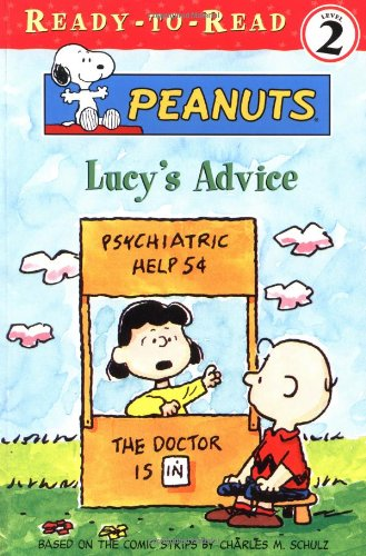 Lucy's Advice (0689854730) by Nancy Krulik; Charles M. Schulz