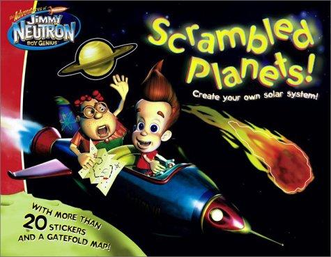 Scrambled Planets! (Adventures of Jimmy Neutron Boy Genius): Beechen, Adam