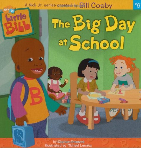 9780689854972: The Big Day at School