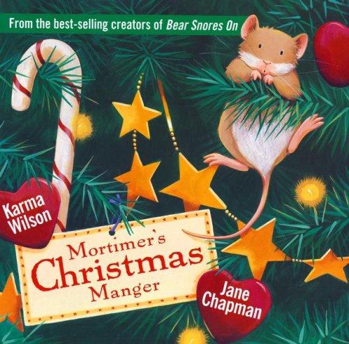 9780689855115: Mortimer's Christmas Manger