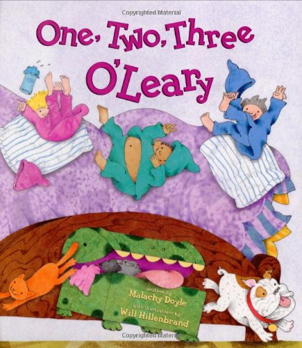 9780689855139: One, Two, Three O'Leary
