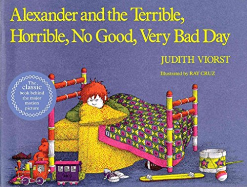 Alexander and the Terrible,Horrible,No Good,Very Bad Day