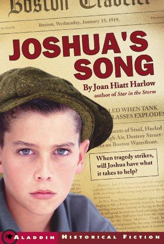 9780689855429: Joshua's Song