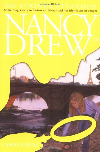 9780689855597: No Strings Attached (Nancy Drew Mystery Stories, # 170)