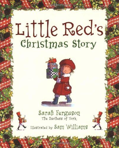 9780689855610: Little Red's Christmas Story
