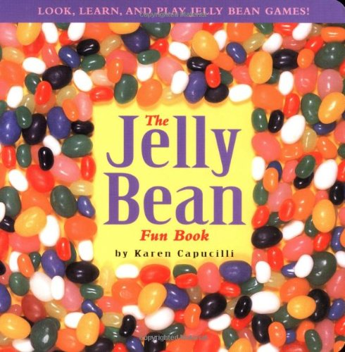 9780689855993: The Jelly Bean Fun Book