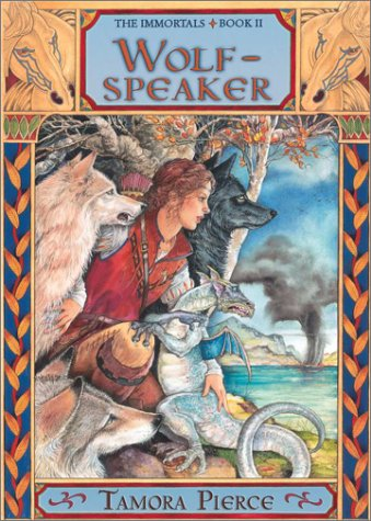 9780689856129: Wolf-Speaker (The Immortals Book 2)