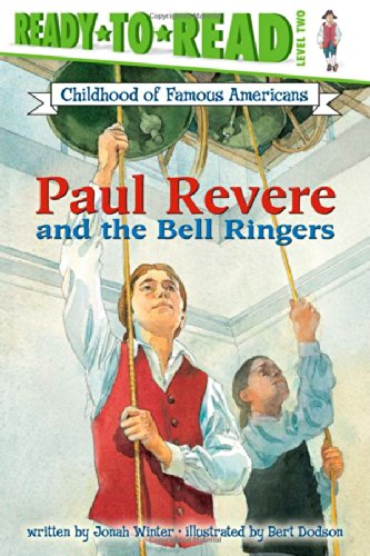 9780689856358: Paul Revere and the Bell Ringers (Ready-to-read COFA)
