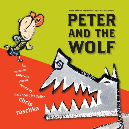 9780689856525: Peter and the Wolf