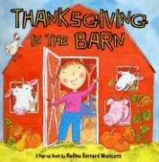 9780689856556: Thanksgiving in the Barn