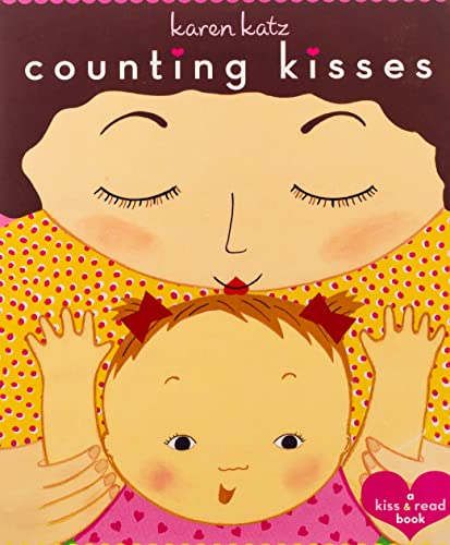 9780689856587: Counting Kisses: A Kiss & Read Book
