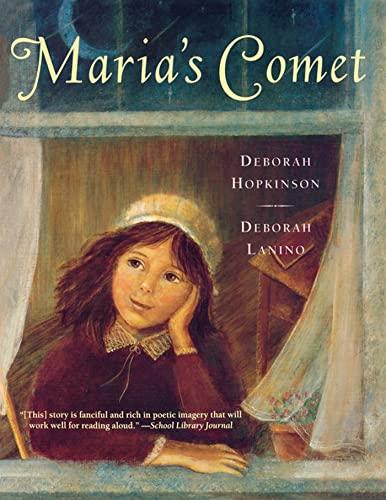 9780689856785: Maria's Comet
