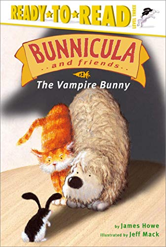 9780689857249: The Vampire Bunny (Bunnicula and Friends)