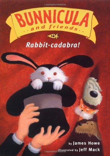 9780689857270: Rabbit-Cadabra! (Bunnicula and Friends (Hardcover))