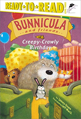 Bunnicula and Friends: Creepy Crawly Birthday (A: Howe, James; Henson,