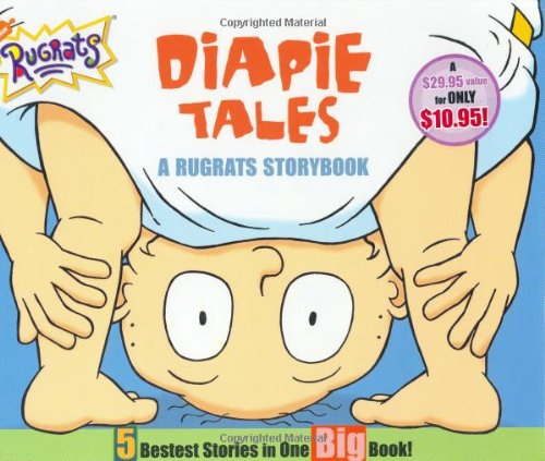 9780689857294: Diapie Tales : A Rugrats Storybook