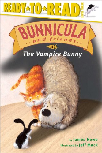 9780689857492: The Vampire Bunny (Bunnicula and Friends)