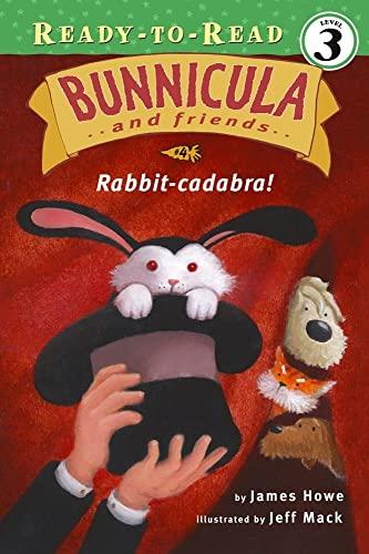 9780689857522: Rabbit-cadabra! (Bunnicula and Friends)
