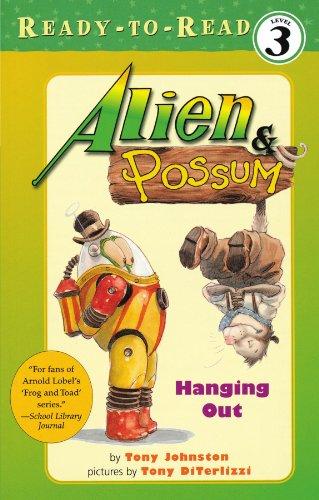 9780689857713: Alien & Possum: Hanging Out