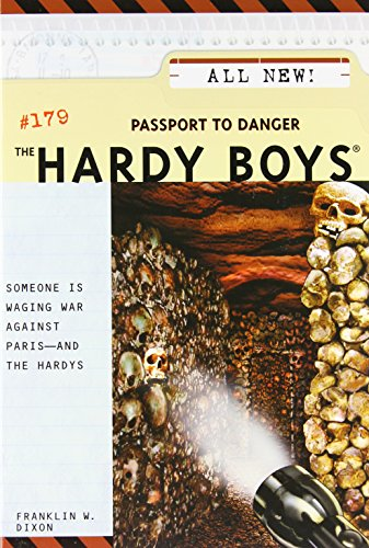 Passport to Danger (The Hardy Boys #179): Franklin W. Dixon