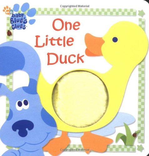 9780689858062: One Little Duck (Baby Blue's Clues)