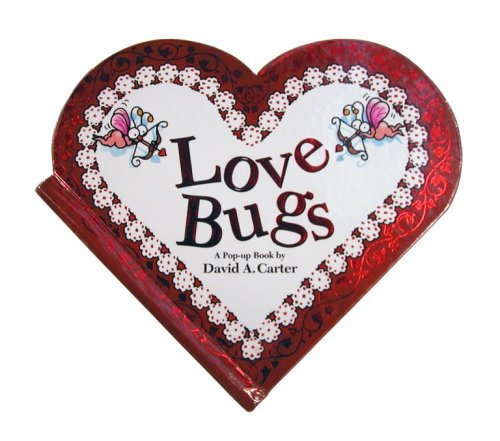 9780689858154: Love Bugs: A Pop Up Book