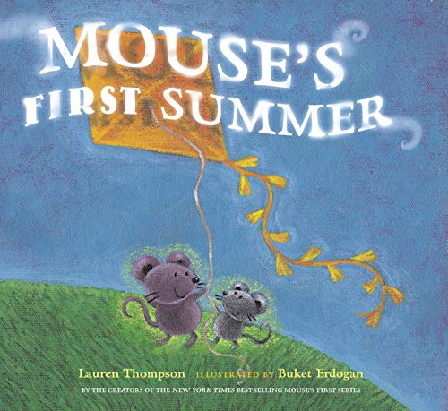 Mouse's First Summer (0689858353) by Thompson, Lauren