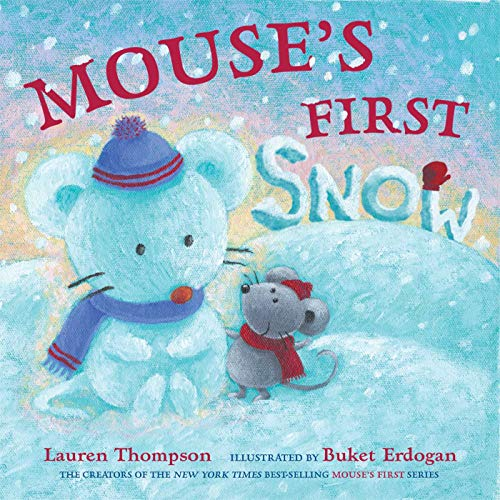 9780689858369: Mouse's First Snow