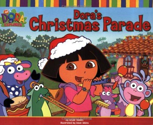 9780689858437: Dora's Christmas Parade (Dora the Explorer)
