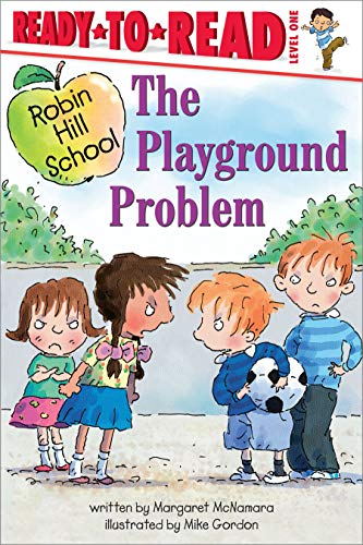 9780689858765: Playground Problem (Robin Hill School)