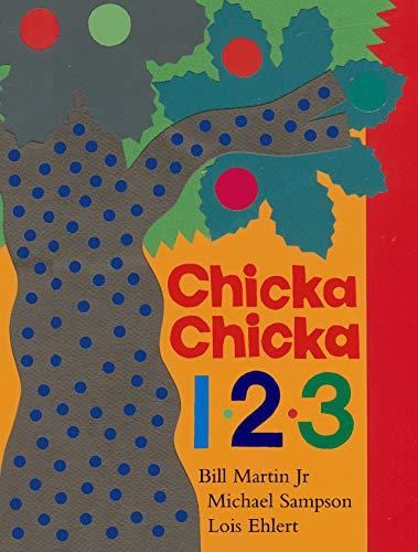 9780689858819: Chicka Chicka 1, 2, 3
