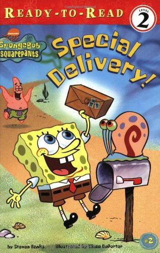 9780689858871: Spongebob Squarepants: Special Delivery! (Ready-to-Read. Level 2)