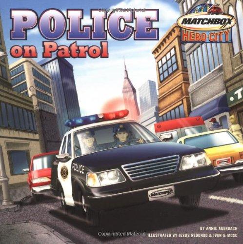 9780689858963: Police on Patrol
