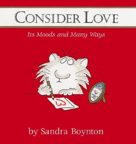 9780689859083: Consider Love